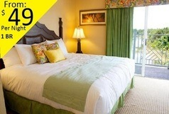Orlando 1 week vacation rental package includes free shuttles plus $ 5 0 credit towards Universal Studios or Walt Disney World tickets ~ resort 1 bedroom condo