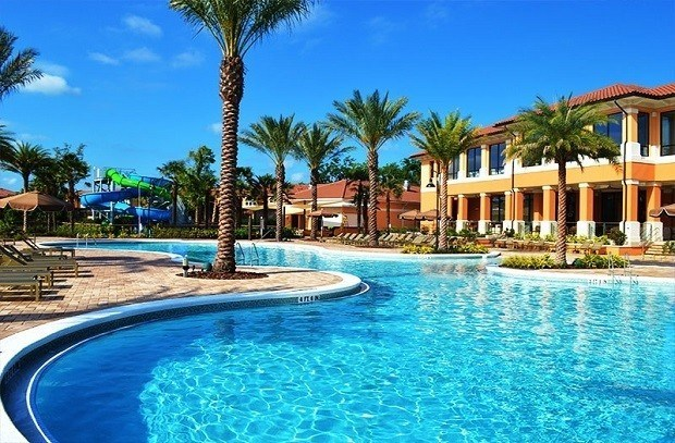 orlando vacation package 3 bedroom townhouse villa 9