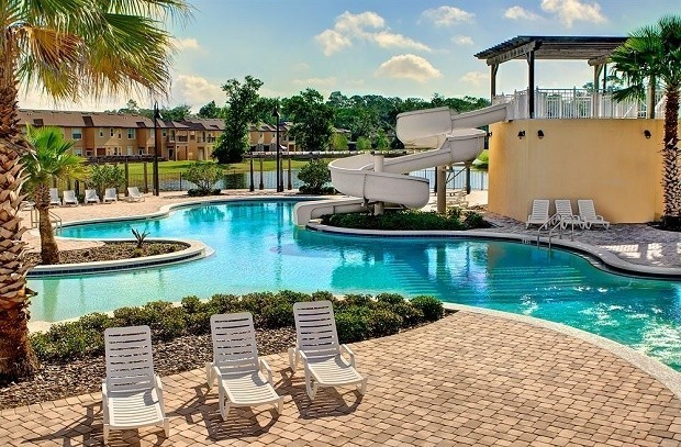 orlando vacation package 3 bedroom townhouse villa 12