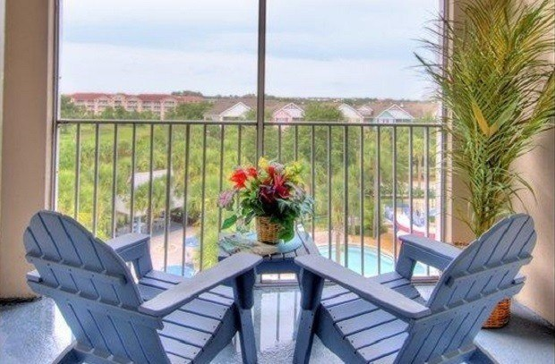 Orlando vacation resort condo 4