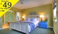 Orlando vacation resort package 3 day rental includes $ 5 0 towards tickets to any park with free shuttles ~ resort 1 bedroom condo