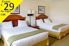 Disney World area Resort 4 day 3 night vacation package includes $ 5 0 towards Disney tickets with free shuttles ~ resort 1 bedroom studio suite